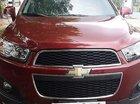 Bán Chevrolet Captiva LTZ đời 2014, màu đỏ còn mới, 715tr