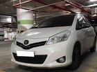 Chính chủ cần bán Toyota Yaris 2013, màu trắng xe gia đình