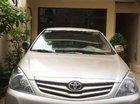 Cần bán xe cũ Toyota Innova G đời 2008, màu bạc còn mới, giá chỉ 485 triệu