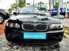 Cần bán BMW 3 Series 325i đời 2006, màu đen