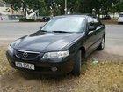 Cần bán xe cũ Mazda 626 Elangan đời 2002, màu đen đẹp như mới