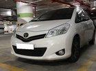 Bán xe cũ Toyota Yaris sản xuất 2013, màu trắng, nhập khẩu