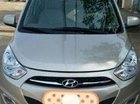 Cần bán gấp Hyundai i10 AT đời 2012, màu bạc, giá tốt