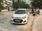 Bán xe giá rẻ Hyundai i10 AT đời 2014, màu trắng