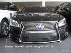 Bán Lexus LS 600HL 2015 màu đen
