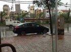 Lên đời cần bán lại xe Kia K3 MT sản xuất 2015, màu đen