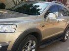 Bán xe Chevrolet Captiva LTZ đời 2012, màu vàng, giá tốt