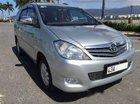 Bán Toyota Innova đời 2009, màu bạc xe gia đình