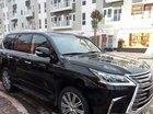 Bán Lexus LX 570 đời 2016, màu đen, xe nhập