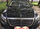 Bán xe Mercedes S600 Maybach 2015, màu đen, nhập khẩu chính hãng