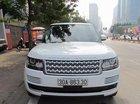 Bán xe cũ LandRover Range Rover HSE đời 2015, màu trắng, nhập khẩu chính hãng