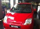 Bán ô tô Chevrolet Spark Van đời 2017, màu đỏ giá cạnh tranh