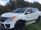 Cần bán gấp Mazda BT 50 đời 2015, màu trắng, 590 triệu