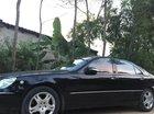 Bán xe cũ Mercedes S350 đời 2004, màu đen, xe nhập xe gia đình