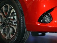 Mazda2 2015 sedan 1