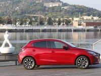 Thân xe Mazda2 2015 hatchback 1