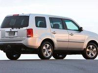 Honda Pilot 2015 13 c780 Đánh giá chi tiết xe Honda Pilot SUV 2015: Mẫu SUV dành cho gia đình
