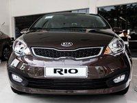 KIA Rio 2014 3 6d69 Đánh giá chi tiết xe Kia Rio sedan 2014: Thiết kế thời trang, tính năng đa dạng