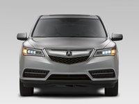 Acura MDX 2015 080b Đánh giá chi tiết xe Acura MDX 2015: Mẫu SUV 7 chỗ sang trọng