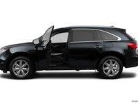 Acura MDX 2015 27 3ebf Đánh giá chi tiết xe Acura MDX 2015: Mẫu SUV 7 chỗ sang trọng