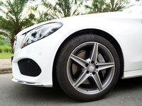 AMG a29 e595 Đánh giá chi tiết xe Mercedes Benz C250 AMG: Lựa chọn của các doanh nhân trẻ thành đạt