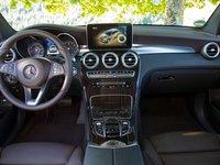 Vô-lăng của Mercedes-Benz GLC-Class.