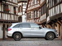 Mercedes-Benz GLC-Class.