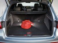 Không gian chứa hành lý của Mercedes-Benz GLC-Class.