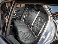 Hàng ghế sau của Mercedes-Benz GLC-Class.