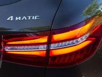 Đèn hậu của Mercedes-Benz GLC-Class.