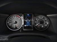 Đánh giá đồng hồ xe Toyota Tacoma 2016