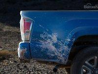 Đánh giá đuôi xe Toyota Tacoma 2016.