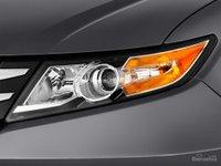 Đánh giá đèn pha xe Honda Odyssey 2016