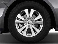 Đánh giá bánh xe Honda Odyssey 2016
