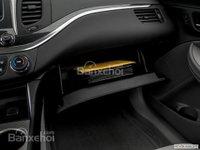 Đánh giá hộc để đồ trên xe Chevrolet Impala 2016