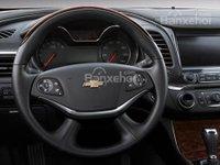 Đánh giá vô lăng xe Chevrolet Impala 2016