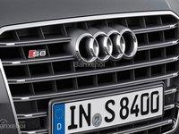 Đánh giá xe Audi S8 2016: Lưới tản nhiệt mang thiết kế sang chảnh