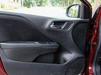 Hộc chứa đồ trên cửa xe Honda City 2016.