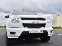 Đánh giá xe Chevrolet Colorado 2015 phần đầu 2.