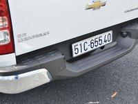 Đánh giá xe Chevrolet Colorado 2015 phần đuôi 4.