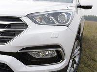 Ngoại thất Hyundai SantaFe 2016 2