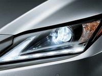 Đánh giá xe Lexus RX 200t có đèn pha full LED 3 bóng hình mũi tên mạnh mẽ.
