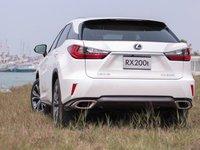 Đánh giá xe Lexus RX 200t có đèn pha LED với
