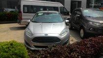 Bán xe Ford Fiesta Titanium sản xuất 2016, màu bạc giá 550tr
