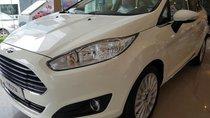 Bán Ford Fiesta Titanium sản xuất 2016, màu trắng - LH: 0901 517 888