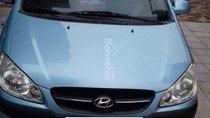 Cần bán xe Hyundai Getz LX năm 2009, màu xanh lam, xe nhập, giá tốt