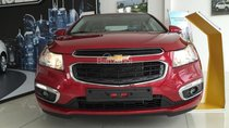 Cần bán Chevrolet Cruze LT đời 2017, màu đỏ giá cạnh tranh