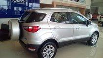 Bán xe Ford EcoSport Titanium đời 2016, màu bạc, giá 598r- tặng PK giá trị 5 triệu đồng