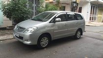Bác Tuân bán Toyota Innova G 2011, màu bạc - Chính chủ - 0914083043