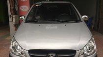 Cần bán xe Hyundai Getz đời 2009, màu bạc, nhập khẩu chính hãng